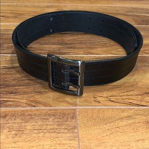 Guess black belt